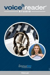 Linguatec Voice Reader Studio