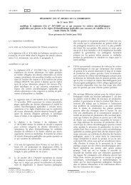 Règlement (UE) no 209/2013 de la Commission du 11 ... - EUR-Lex