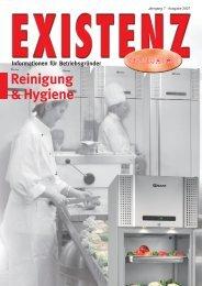 Informationen für Betriebsgründer - Existenz Gastronomie