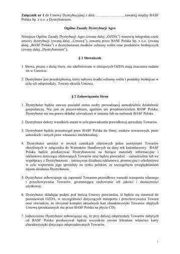 OZDA - BASF Polska
