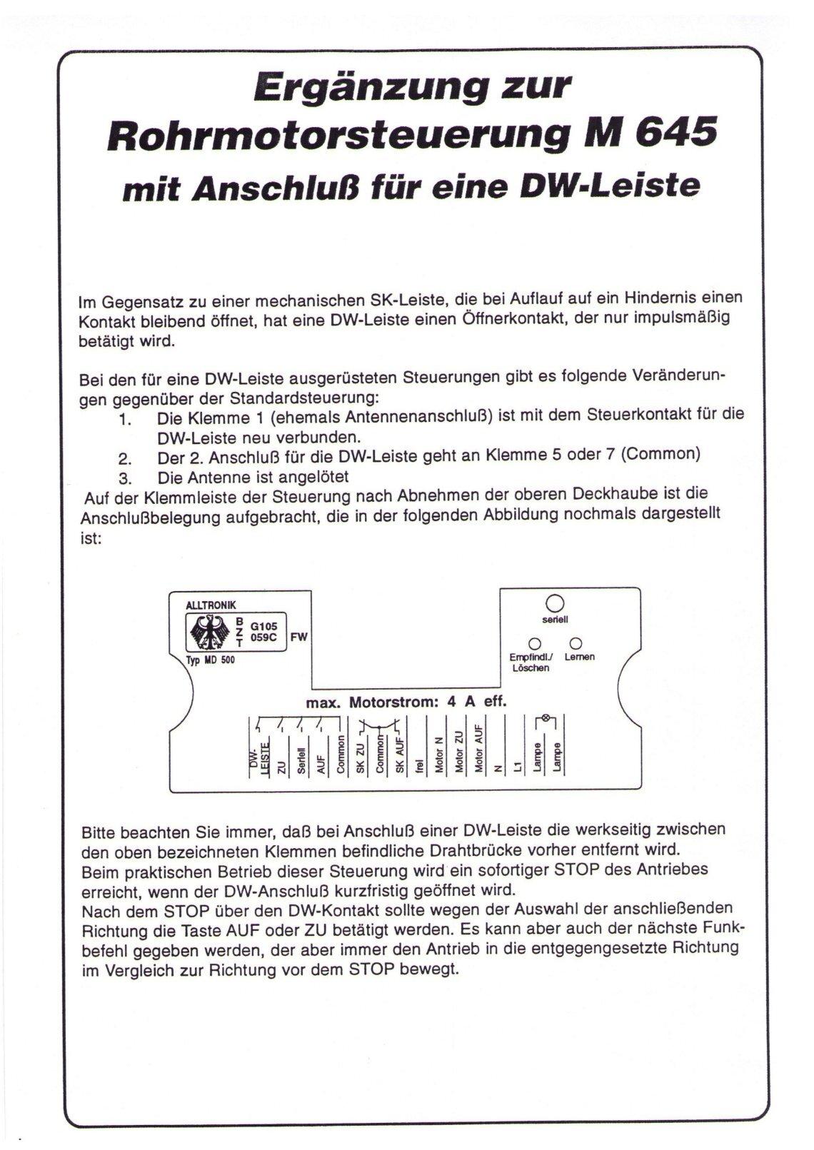 Tolle Verdrahtung Der Motorsteuerung Galerie - Elektrische ...