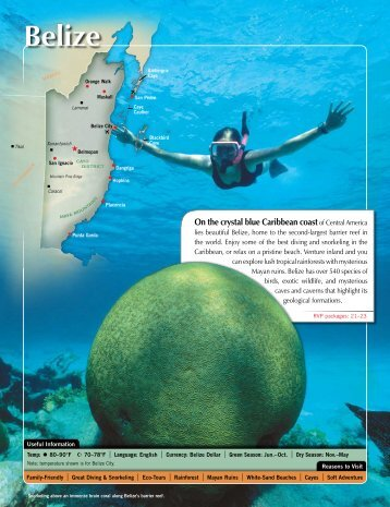 Belize - EuroVacations.com