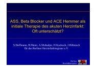 95% KI - Berliner Herzinfarktregister eV