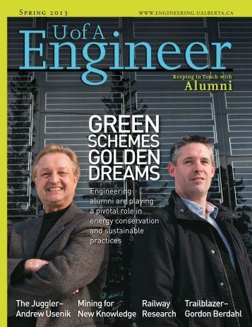 Alumni - Faculty of Engineering - University of Alberta