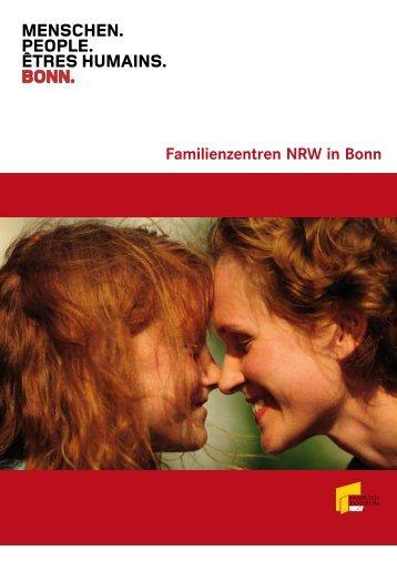 Familienzentren NRW in Bonn - Frühe Hilfen Bonn