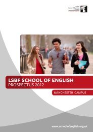 LSBF School of English Brochure - Manchester.pdf