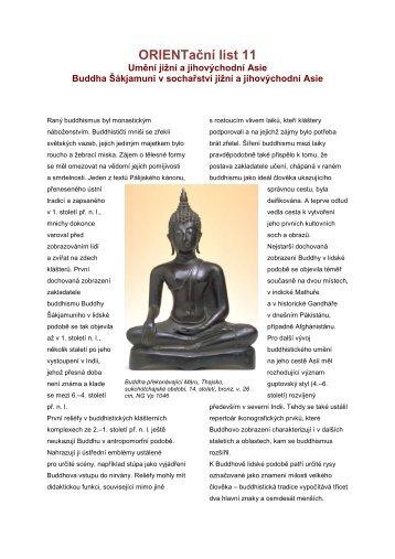 Umění Indie a jihovýchodní Asie - Národní galerie v Praze