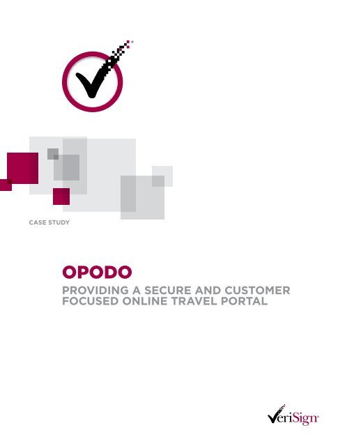 Opodo: Providing a Secure & Customer Focused Online Travel