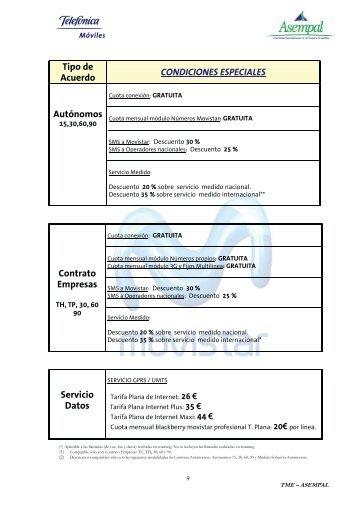 Contrato Empresas - Asempal
