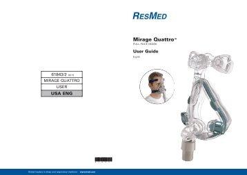 Mirage Quattro™ - Alpine Home Medical Equipment