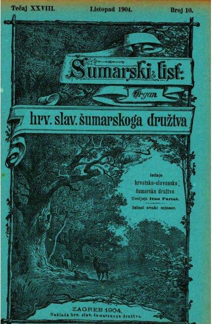 ÅUMARSKI LIST 10/1904