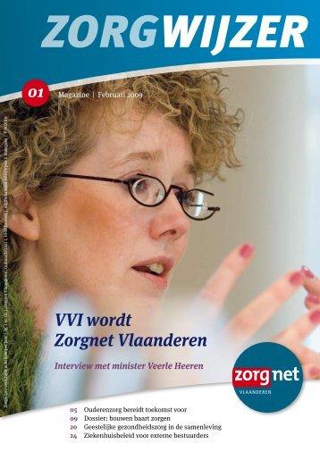 Zorgwijzer 1 - Zorgnet Vlaanderen