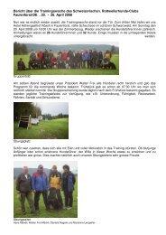 Trainingswoche Faulenf-374rst 2008 - Schweizerischer Rottweiler ...