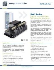 EVC Series - Neptronic