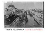 TRIESTE NEOCLASSICA - NASCITA DI UNA CITTA' MODERNA