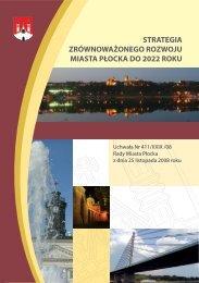 strategia zrównoważonego rozwoju miasta płocka do 2022 roku