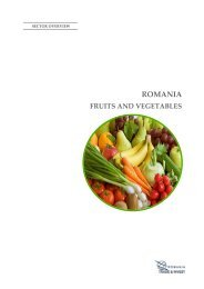 romania fruits and vegetables