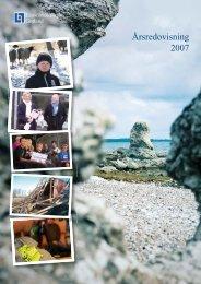 Årsredovisning snygg20071.indd - Länsförsäkringar