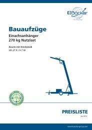 boecker_Preisliste_HD-K-Bau_lay2.qxd:Layout 1 - Albert Böcker ...