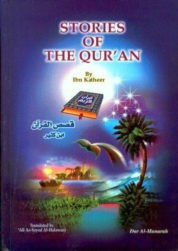 Stories of the Qur - Enjoy Islam