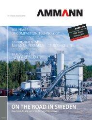Ammann Kundenmagazin 2011-2 - Luyckx