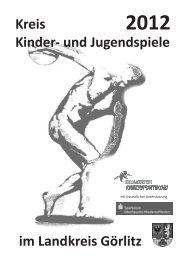 Ausschreibung Kreis-Kinder-und Jugendspiele 2012