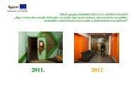 Projekta rezultati - RCK LV