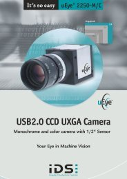 USB2.0 Camera - I-cube Image Analysis and Processing