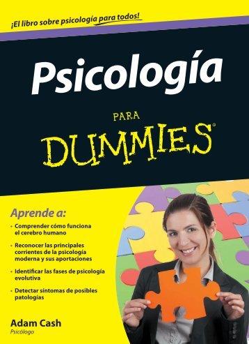 Psicología - PlanetadeLibros.com