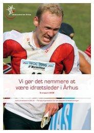 2006 Årsrapport(.pdf) - Idrætssamvirket Århus