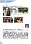 Gemeindebrief - Ev. Kirche Schwaikheim - Seite 6
