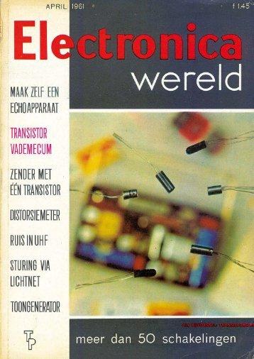 ZENDER MET ' EEN ÏRANSISÏÜR 'l - ELEKTOR.nl