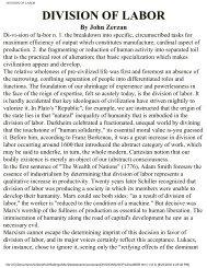 John Zerzan - Division of Labor.pdf