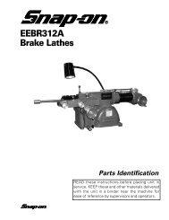 EEBR312A Brake Lathes - aesco