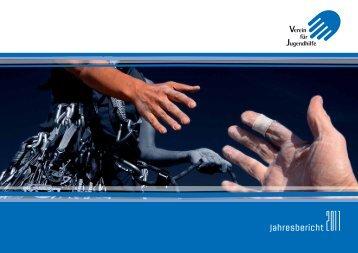 Jahresbericht VfJ gesamt - Verein für Jugendhilfe im Landkreis ...