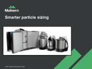 Smarter Particle Sizing – View PDF - Particle Size Analyser