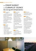 SGG STADIP SILENCE® SGG CLIMAPLUS ... - Hole Glass AS - Page 2