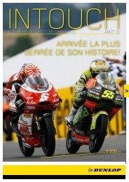 ARRIVéE LA PLUS SERRéE DE SON HISTOIRE! - Dunlop Motorsport