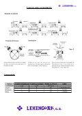 Modelo VTH 100 - Lehengoak - Page 2