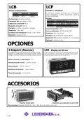 Modelo VTH 100 - Lehengoak - Page 5