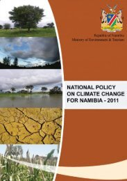 National Policy on Climate Change for Namibia 2011_compressed
