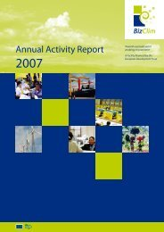 Annual Activity Report - ACP Business Climate