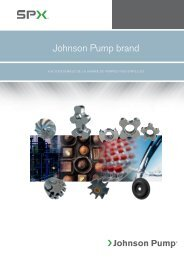 Johnson Pump brand
