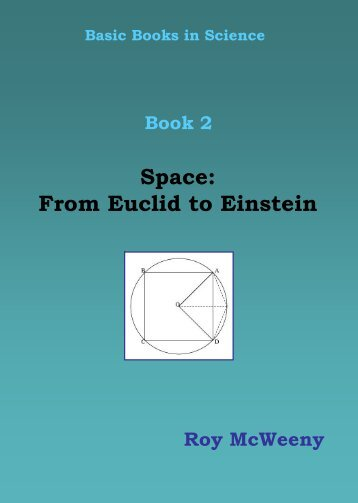 Space: From Euclid to Einstein - Learning Development Institute
