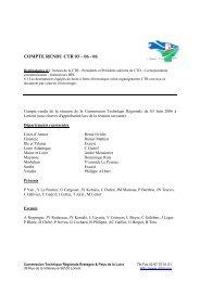 Procès-verbal format PDF - 141 ko - Commission technique ...