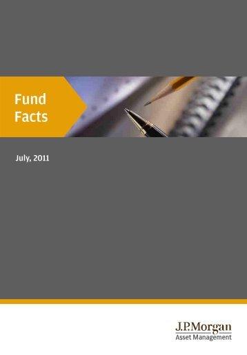 fact sheet.cdr - JP Morgan Asset Management