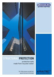 STRUCTURAL PROTECTION - Christian Berner AB