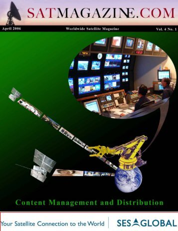 Back to Contents - SatMagazine