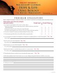 Malignant Gliomas, Hope & Life: Using Biology to ... - CMEcorner.com - Page 5
