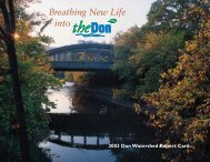 Breathing New Life into - Toronto and Region Conservation Authority
